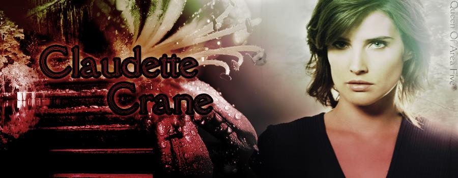 Claudette Crane